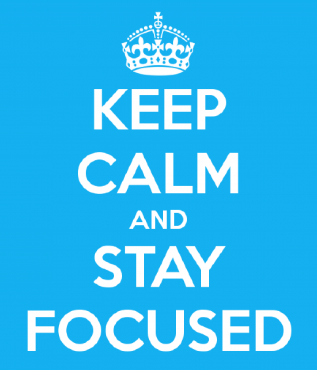 What You Focus on is What You Get. Really.